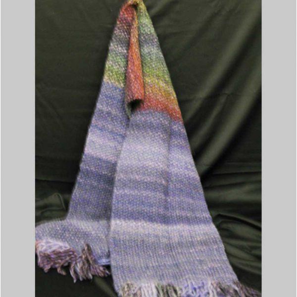 Echapper tricoter a la main