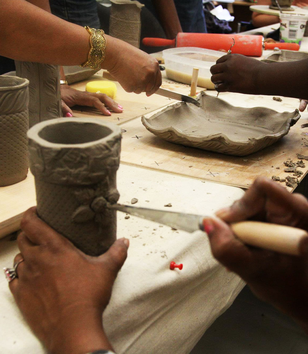 LEARN POTTERY