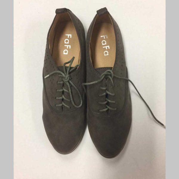 chaussures brun