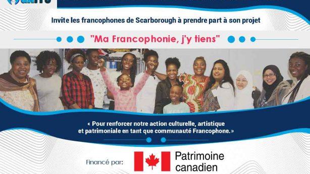 Gaffo- Ma francophonie j'y tien